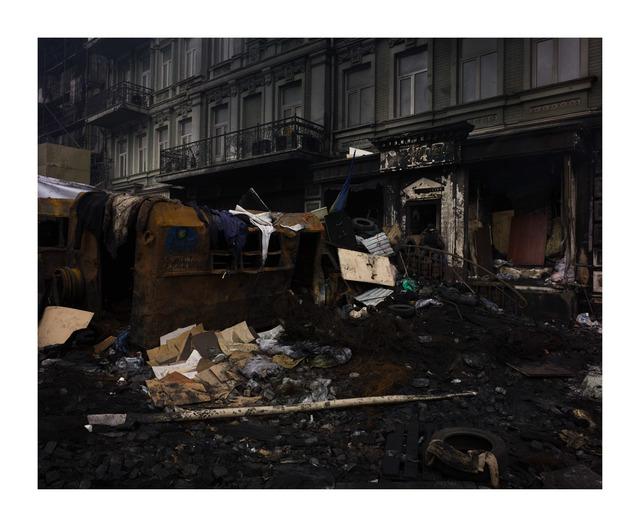, 'Untitled #019, Maidan series,' 2014, Kehrer Galerie