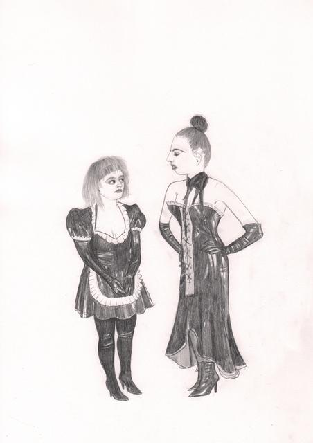 , 'Latex Maid,' , MULHERIN