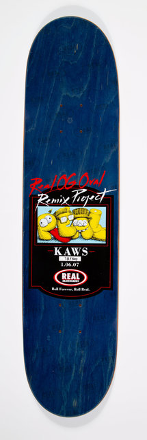 KAWS, 'Real', 2007, Print, Screenprint in colors on skate decks, Heritage Auctions