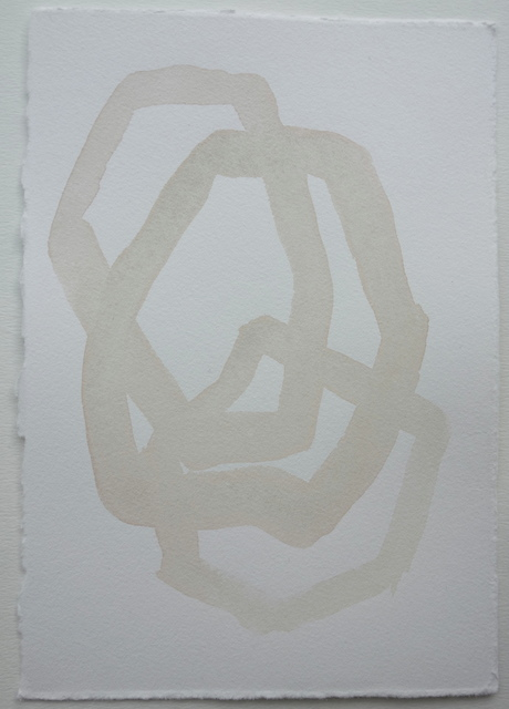 Teresa Pera, 'Calligrafies d'aigua: Stones 3', 2017, PontArte