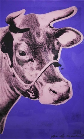 , 'Cow,' 1976, Untitled Projects