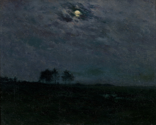 , 'A Summer Night,' ca. 1910, Montclair Art Museum