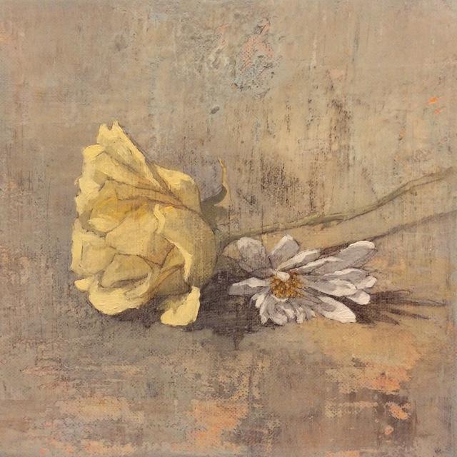 Federico Infante, 'Study of flowers', 2016, Galleria Punto Sull'Arte
