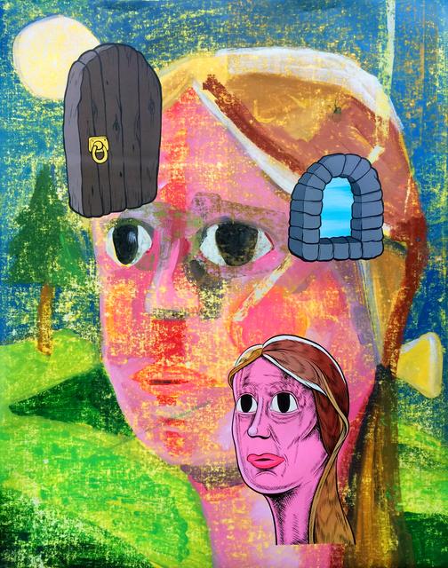 Mark Mulroney, 'Haiku #6', 2020, Painting, Acrylic on canvas, ALLOUCHE BENIAS