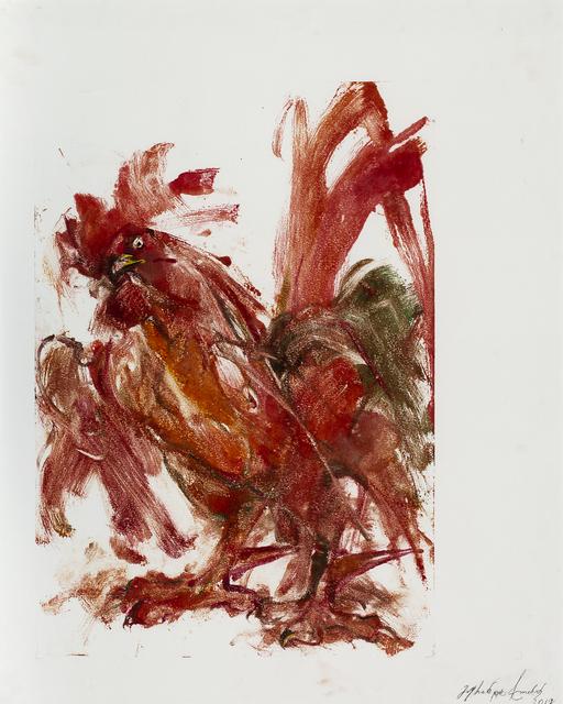 Guranda Klibadze, 'Rooster', 2019, Baia Gallery