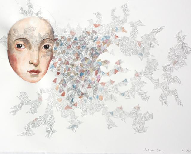 , 'Pattern,' 2017, Slete Gallery
