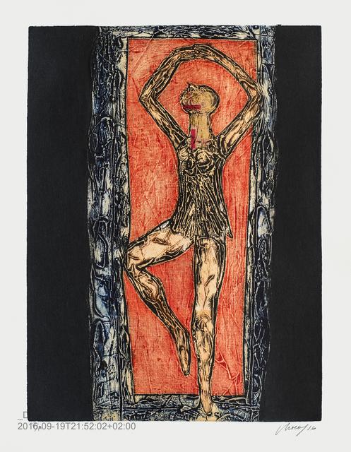 , 'La bailarina / The Dancer,' 2016, ArteMorfosis - Galería de Arte Cubano