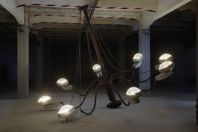 , 'My Light is your Light,' 2008, D+T Project