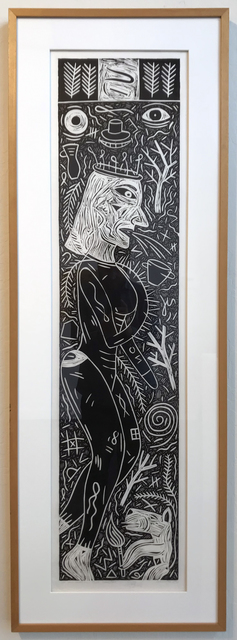 , 'Pride: Crows Feet (Seven Deadly Sins Series),' 1991, JAYJAY