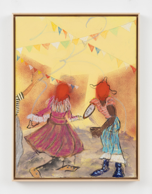 , 'The Day of Carnival,' 2018, Rachel Uffner Gallery