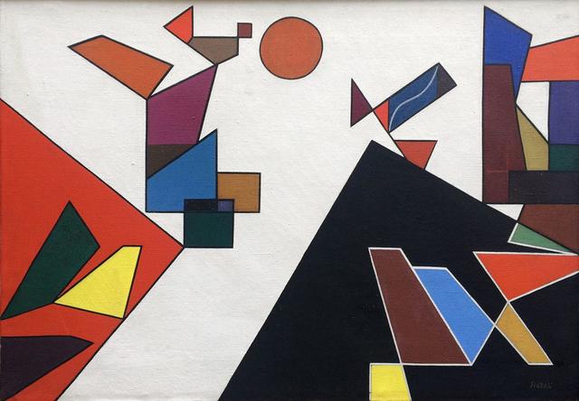 , 'Sospeso,' 1948, Cardelli & Fontana artecontemporanea