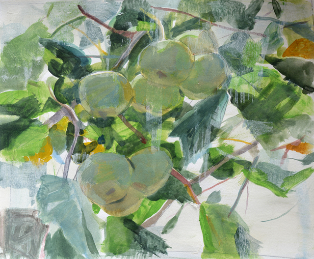 , 'Green Apples,' 2014, Gallery 1261