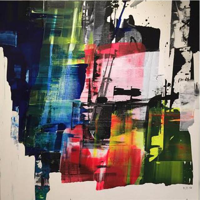 , 'ZEUS ,' , Exhibit by Aberson