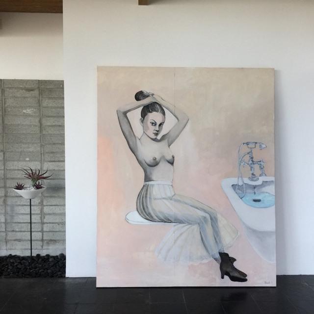, 'You're In Trouble (Vixen),' ca. 2017, Marie Baldwin Gallery