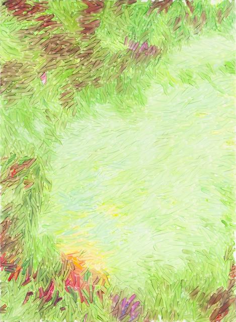 , '#02023 linden,' 2014, NUNU FINE ART