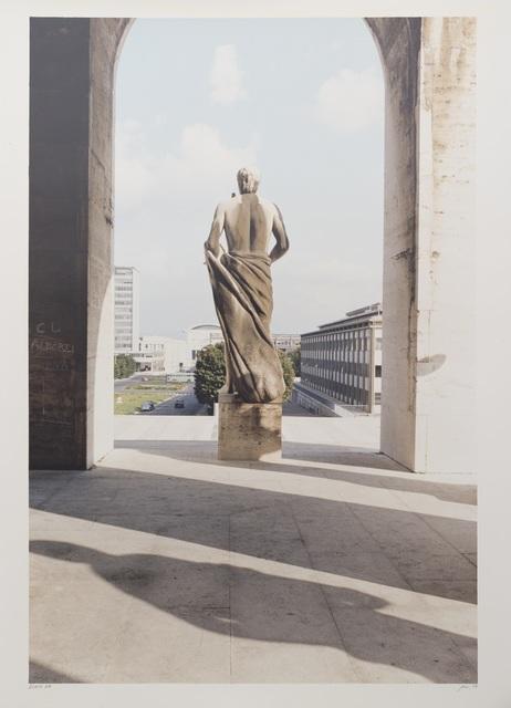 Luigi Ghirri, 'Roma Eur, 1982', 1982, Repetto Gallery