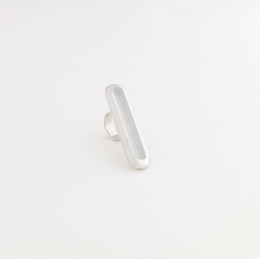 , 'Slant Ring,' 2008, VA JEWELRY ART + JEWELRY