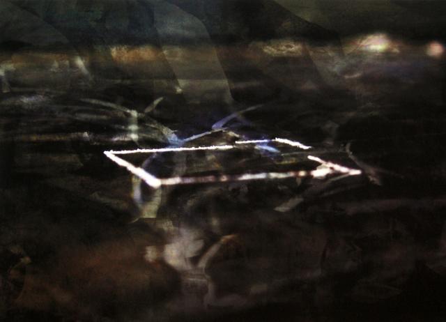 , 'Folding the edge of singularity III,' 2018, Renaissance Art Gallery
