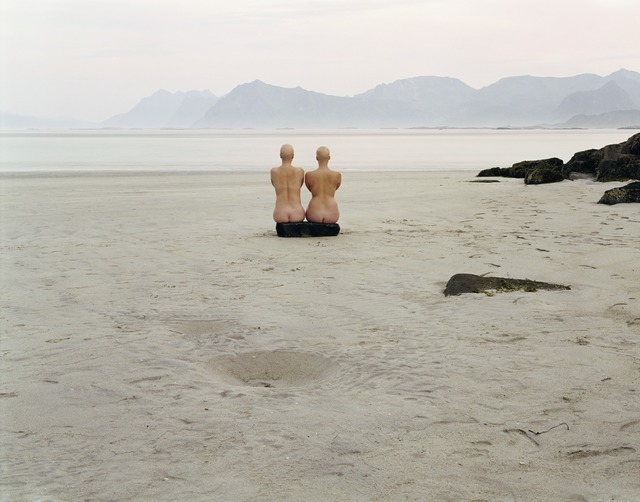 , '1.30 am South,' 2003, Galerie Anhava