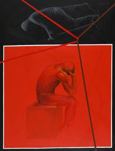 , 'The Melancholy of Displacement,' 2018, Contemporary Art Platform Kuwait