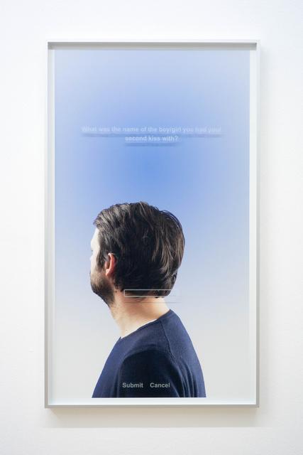 , 'HP,' 2015, Bernhard Knaus Fine Art