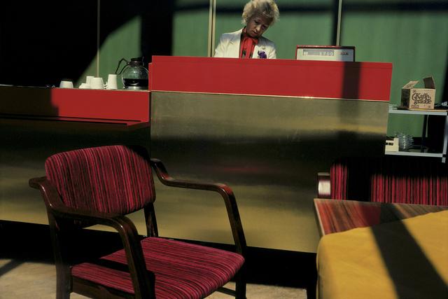 , 'Malmö, Sweden. Cafeteria.,' , Magnum Photos