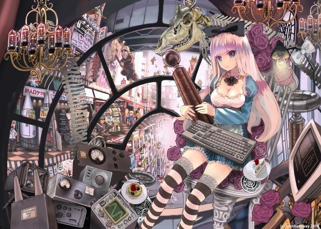 Scientific Alice