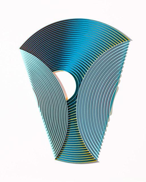 , 'Fold VIII,' 2017, Gormleys Fine Art