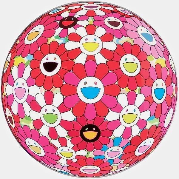 Takashi Murakami, 'Flower Ball: Papyrus', 2016, MSP Modern