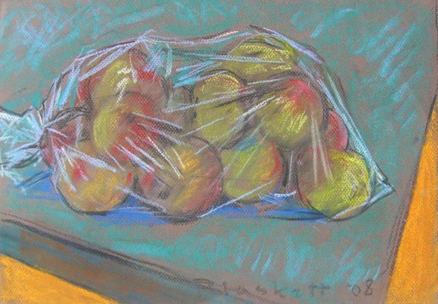 , 'Apples in Plastic 4,' , Bau-Xi Gallery