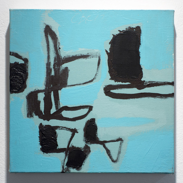 , 'Marina,' 2017, Galería Petrus