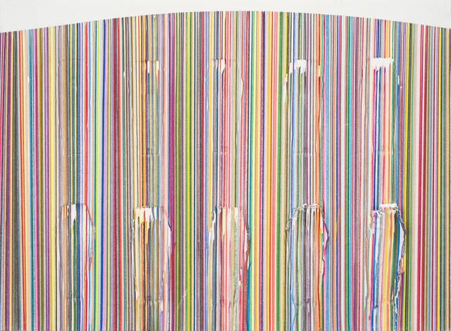 , 'Ten Stages,' 2016, Klowden Mann