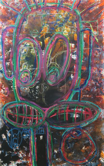 , 'Koumaly 2,' 2015, Jack Bell Gallery