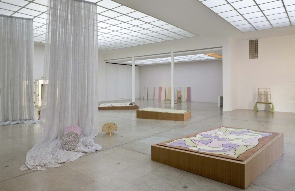 "Installation view of ""Marc Camille Chaimowicz: An Autumn Lexicon"" at Serpentine Galleries, London (2016)"