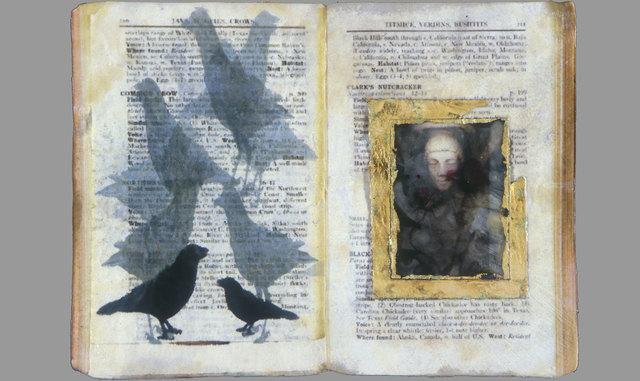 ", '""Book of Crows: Messengers"",' , CK Art"