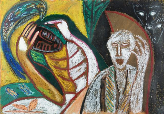 , 'Untitled,' 1983, Mimmo Scognamiglio / Placido