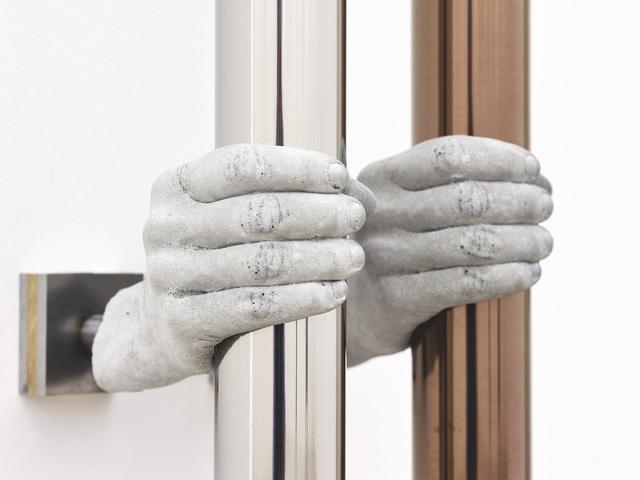 , '170/400/450/550/950°,' 2017, Christine König Galerie