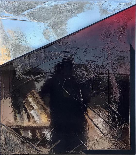 , 'Red Diamond DeLap,' 2018, Orth Contemporary