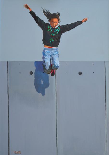 Khaled Hourani, 'Maria', 2018, Zawyeh Gallery