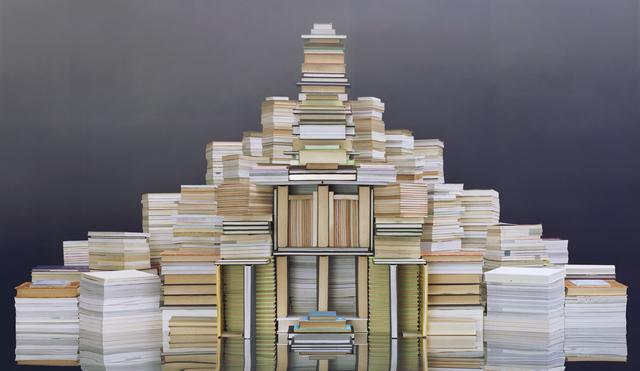 , 'Maquette No. 4,' 2014, Galería RGR