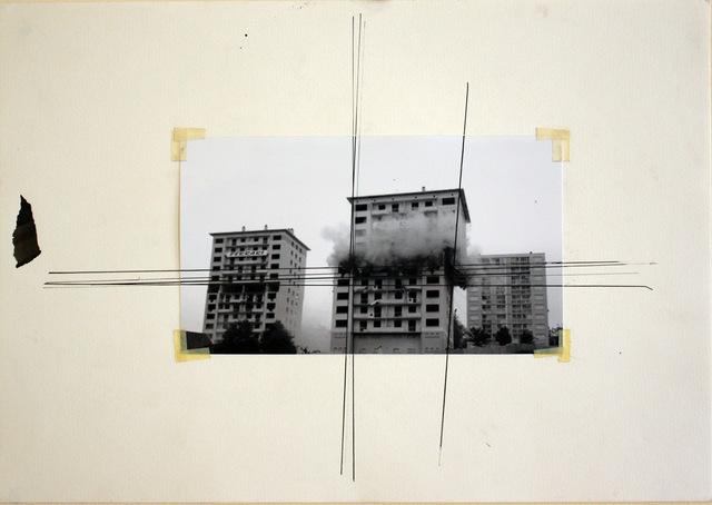 , 'Estado de colapso,' 2015, Josedelafuente