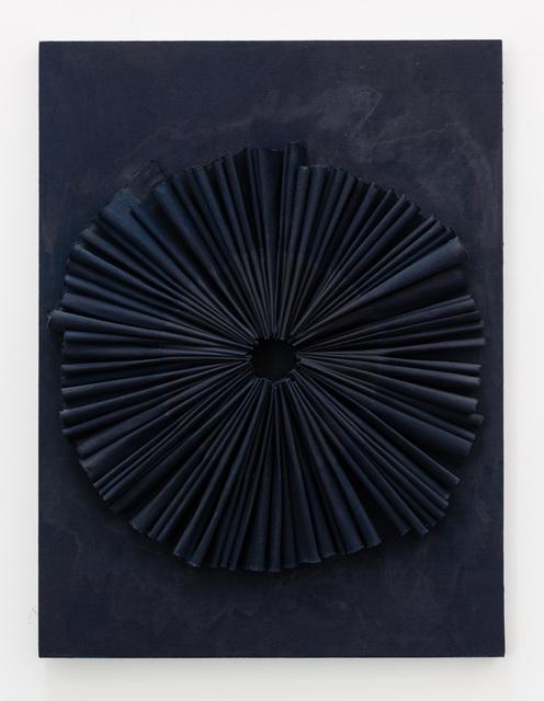 , 'Untitled (Vortex) #1,' 2015, Anat Ebgi