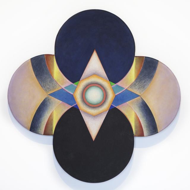 , 'Centrovision 963,' 1989, Jhaveri Contemporary