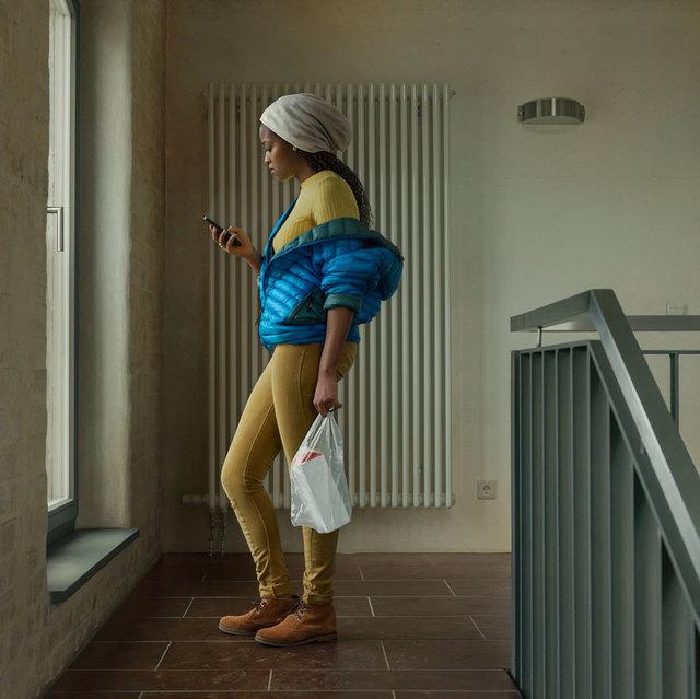 , 'Besrat - Good News,' 2017, Galerie Lilja Zakirova