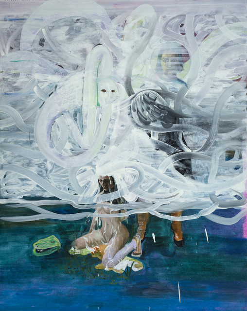 , 'Mucous,' 2014, LETO