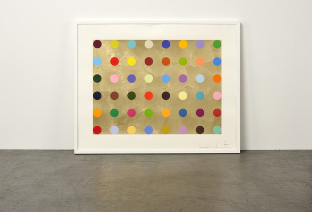 Damien Hirst, 'Gold Thioglucose', 2008, Weng Contemporary