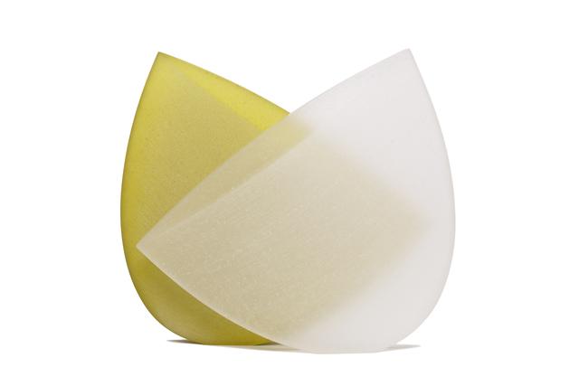Mel Douglas, 'Align', 2020, Sculpture, Kiln formed, coldworked and engraved glass, Heller Gallery