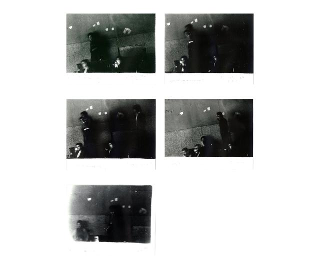 Miguel Angel Rojas, 'Take Fire (Polyptych)', 1979, Photography, Gelatin silver print, Herlitzka + Faria