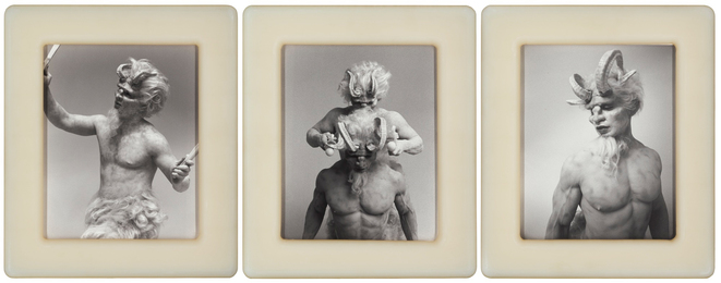 Matthew Barney, 'Envelopa: Drawing Restraint 7 (manual) C,' 1993, Sotheby's: Contemporary Art Day Auction