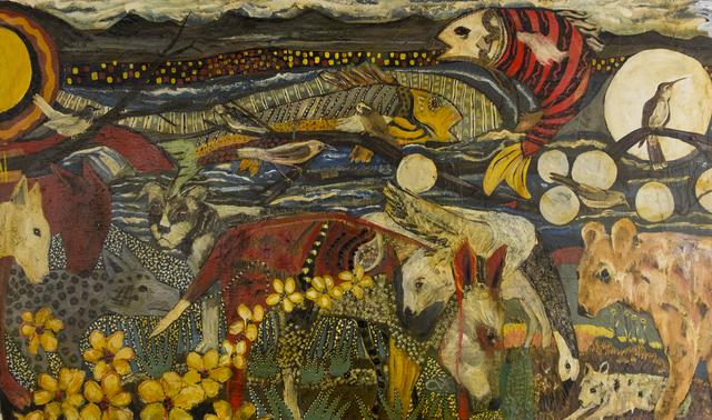 , '7 Moons,' 2017, Patricia Rovzar Gallery